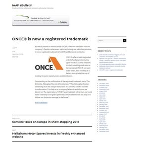 /Press/ONCE®-is-now-a-registered-trademark