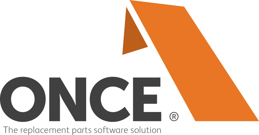 ONCE, the parts replacement software solution